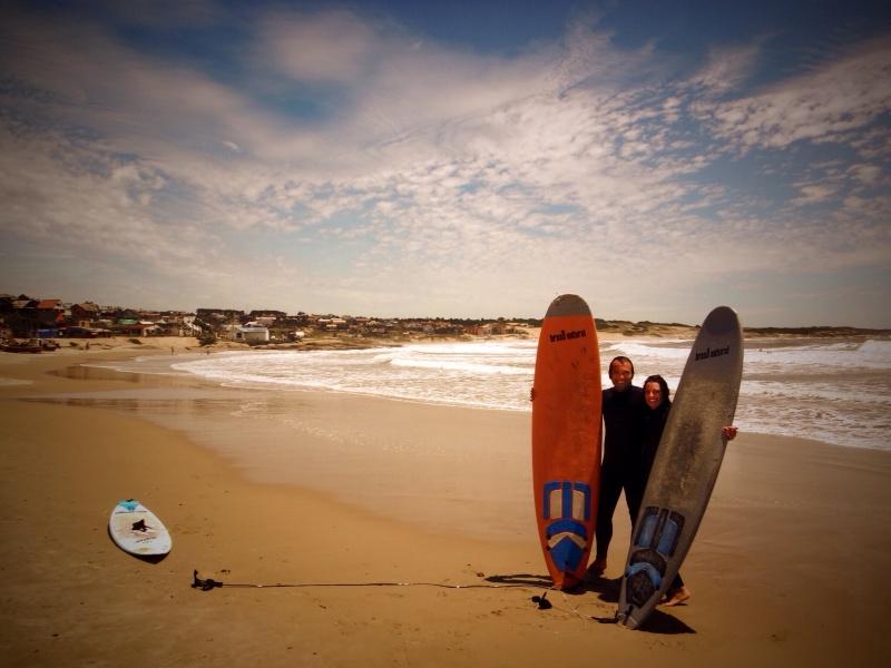 Surfers... Sort of!