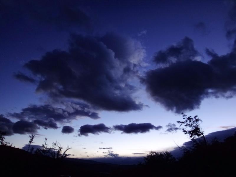Dawn approaches