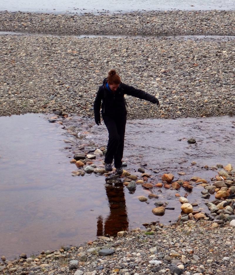 Stepping Stones / Wet Feet